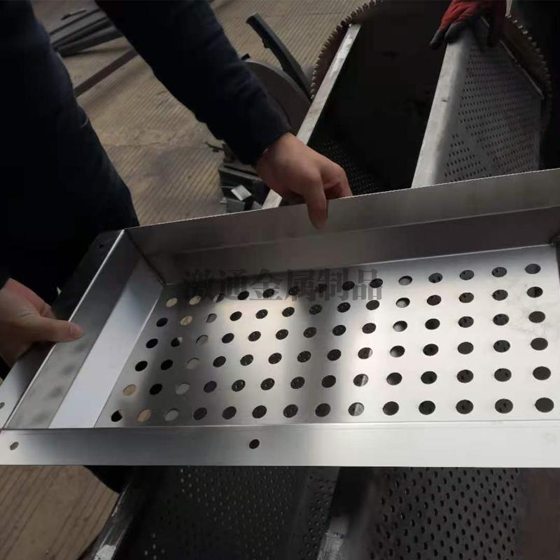 铜铝板激光切割